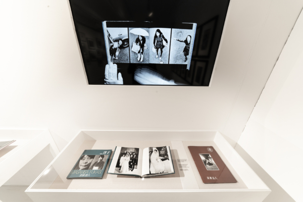 """(Above) Video to show the book """"Yoko"""" 1978(Bottom) the book """"Yoko"""" 1978 and """"Slaughter"""" 2015"""
